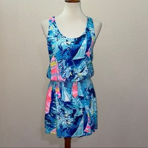 NWOT Lilly Pulitzer Tideline Dress Size XS